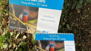 Look forward to 2021 with our Thriving with Nature Calendar